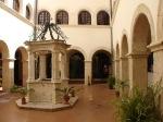 Cagliari Santuario di Bonaria Chiostro